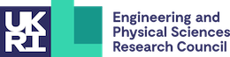 UKRI Engineering and Physical Sciences Research Council Logo